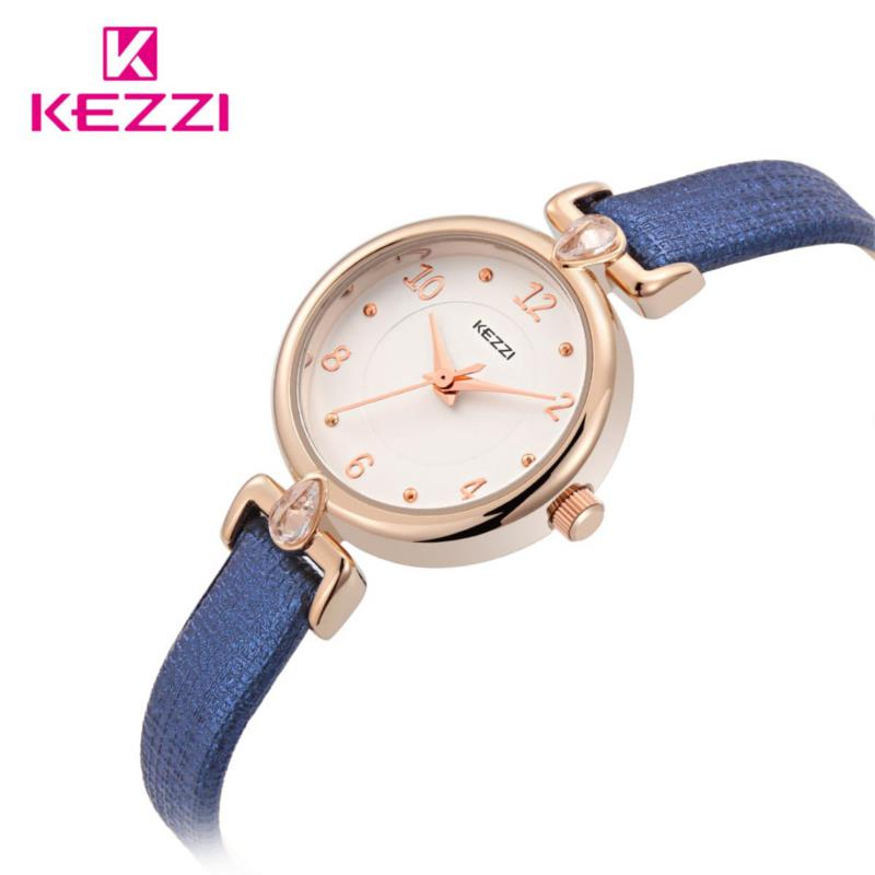 Fashion Style Elegant Rhinestones Ladies Quartz Wrist Watch