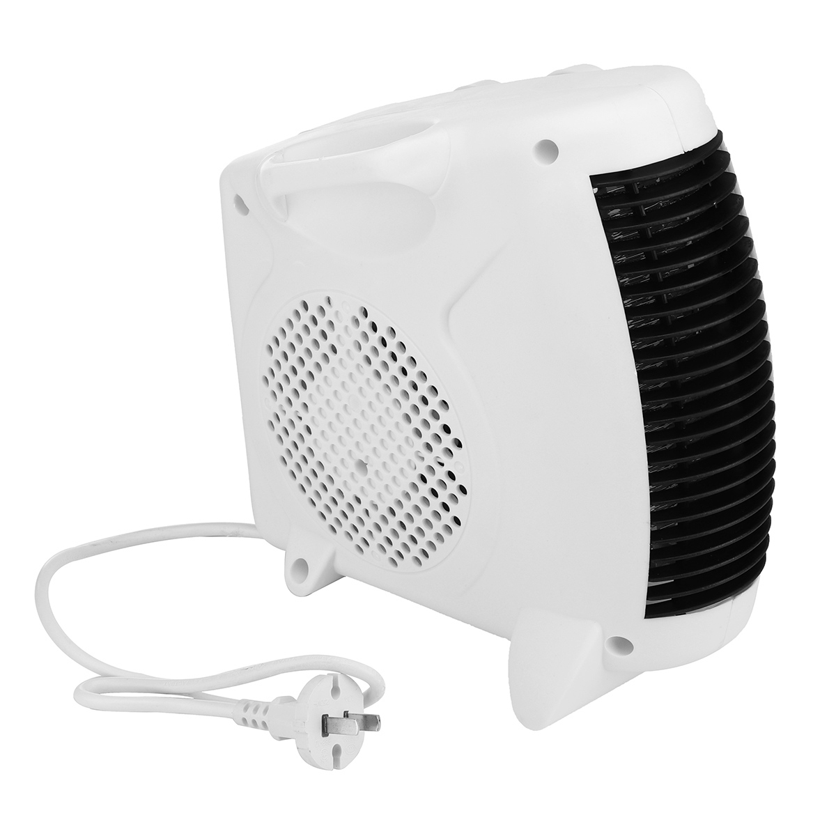 500W Air Cooler Mini Portable Air Conditioner Electric Air Heater Adjustable Energy Saving