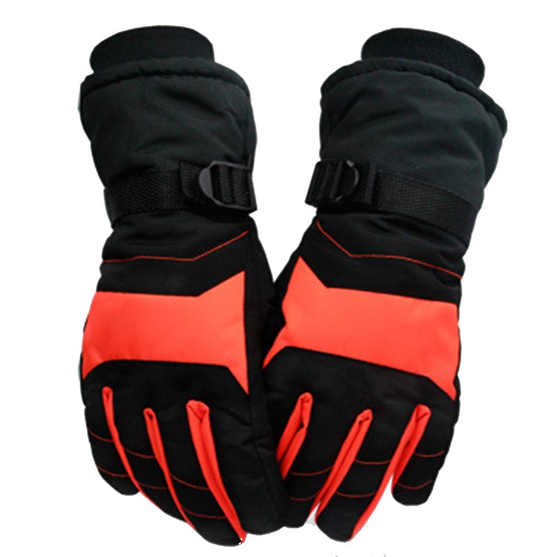 Bicycle Waterproof Glove Windproof Ski Glove Winter Sports Raincoat Snowmobile Gloves Antislip Glove