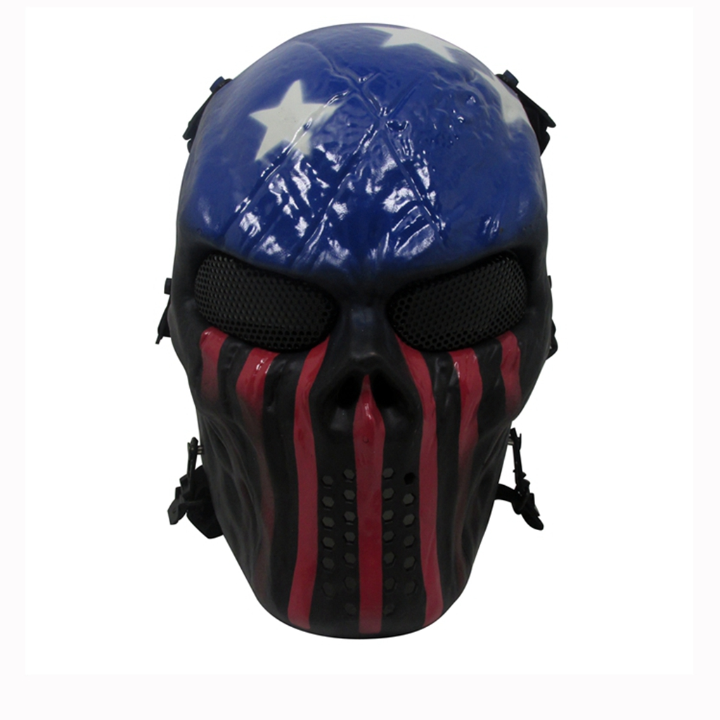 KALOAD M06 Tactical Warrior Military War Game Paintball CS Field Equipment Airsoft Full Face Mask