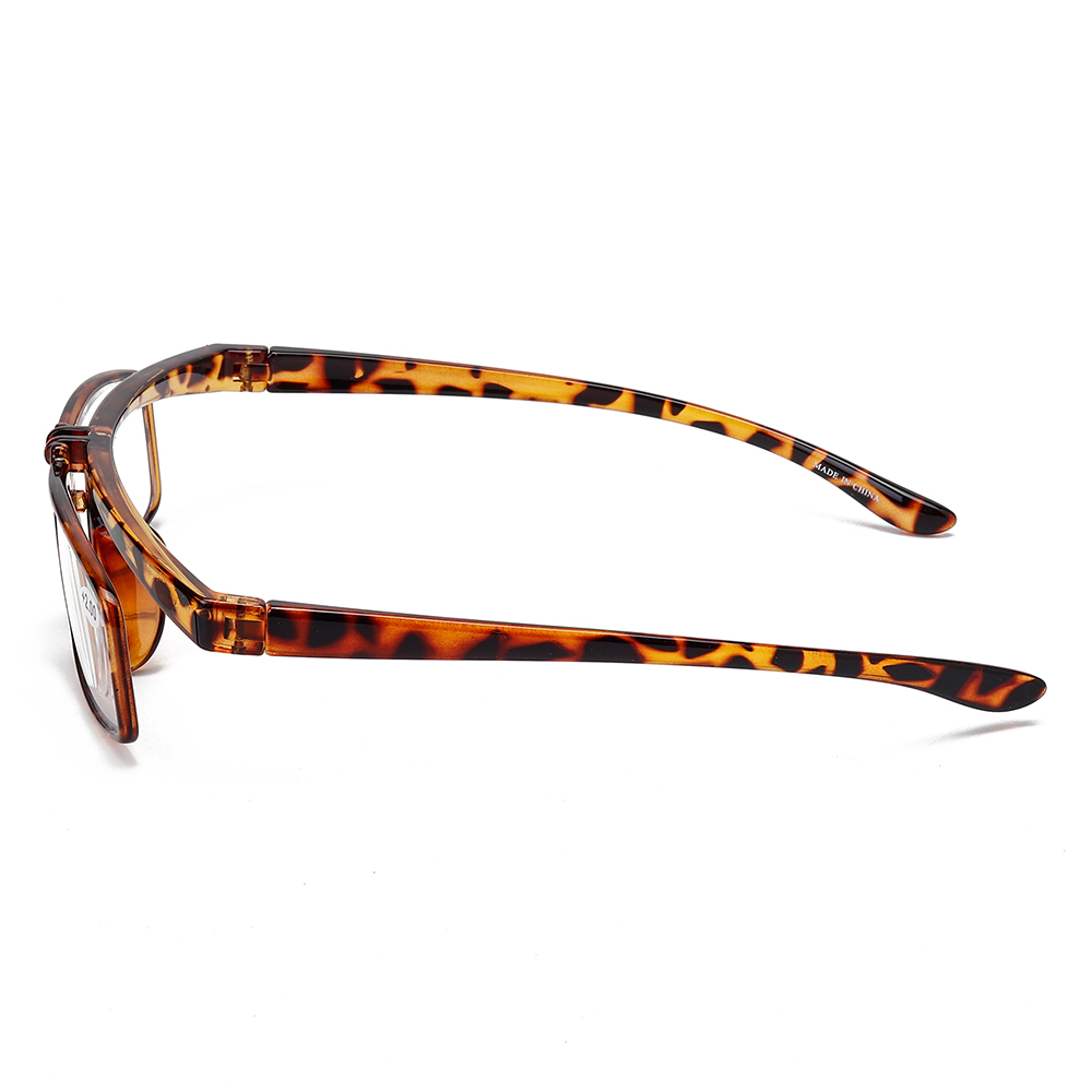 Men Women Multipurpose Clamshell HD Anti-UV Reading Glasses