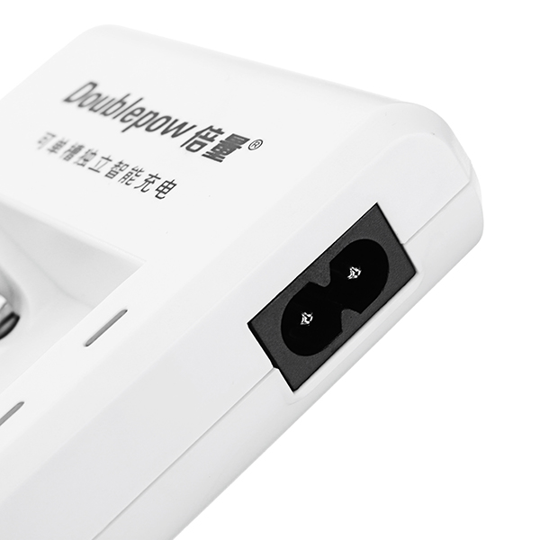 Doublepow K12 12 Slot NiCd Ni-MH AA AAA Rechargeable Battery Charger