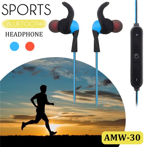 bluetooth 4.2 Wireless Stereo Earphone Earbuds Sport Headset Headphone For Cell Phone Tablet