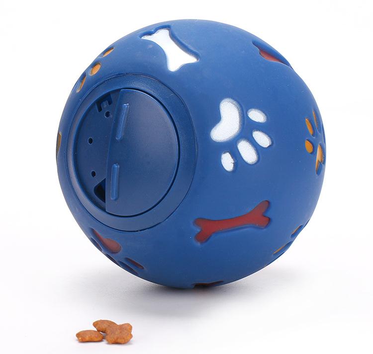 Yani Pet Dispenser Dog Cat Feeder Balls Pet Training Chew Toys Treat Dispenser Samll Size