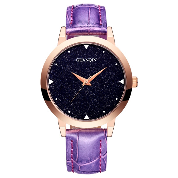 Luxury GUANQIN Brand Fashion Women Watch Dress Watch For Elegant Ladies Wrist Watch GS19051