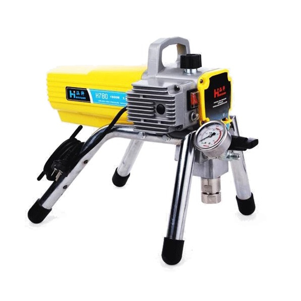 H780 220V 50Hz High Pressure Airless Wall Paint Spray Gun Pro Sprayer Machine