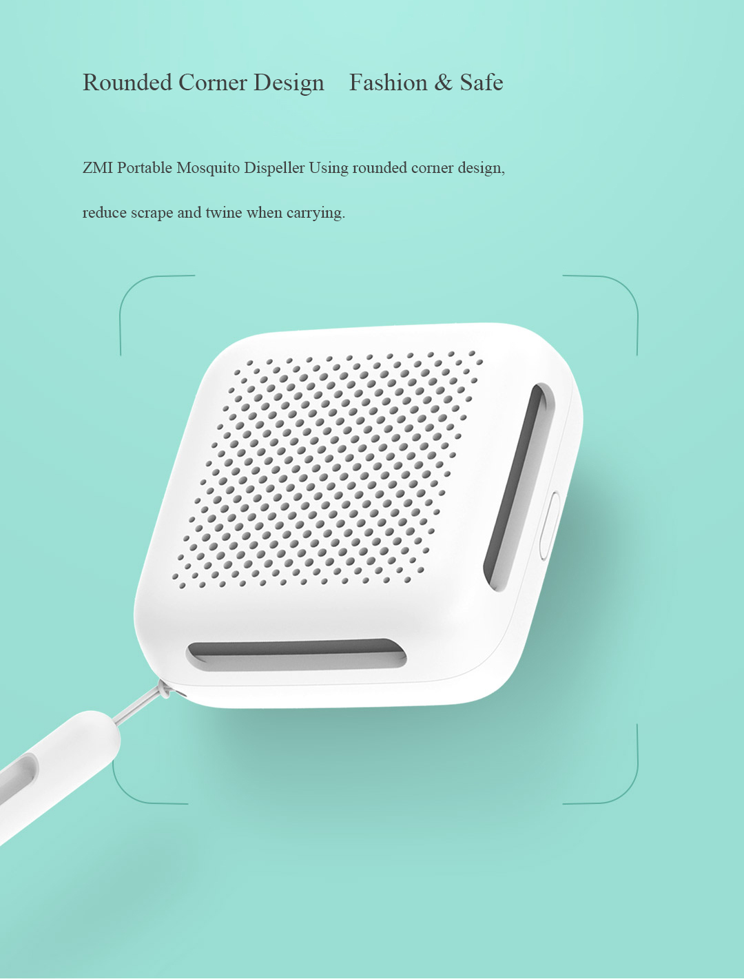 Xiaomi Zmi Newest Portable Mosquito Repeller Dispeller Bugs Epochal Insect And Bug Electronic Kit Shipping Methods