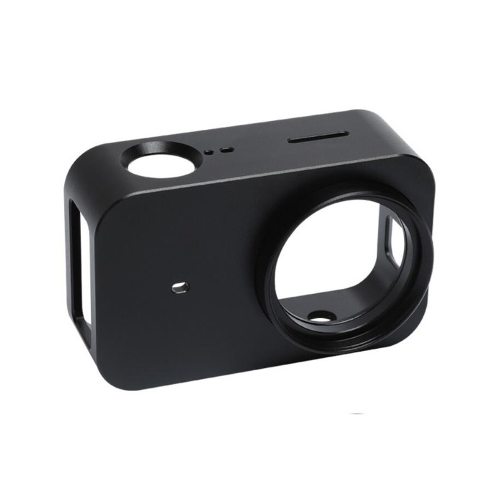 Protective Frame with UV Filter Lens Cap for Xiaomi Mijia 4K Mini Sport Action Camera