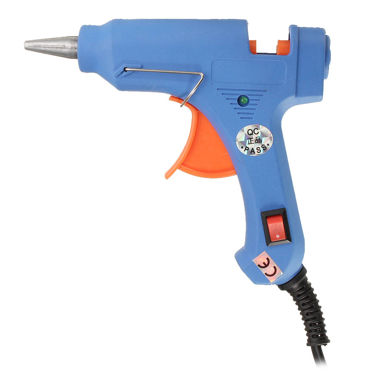20/100W Mini Electric Heating Hot Melt Glue Gun Professional Tool For Hobby Craft DIY US Plug