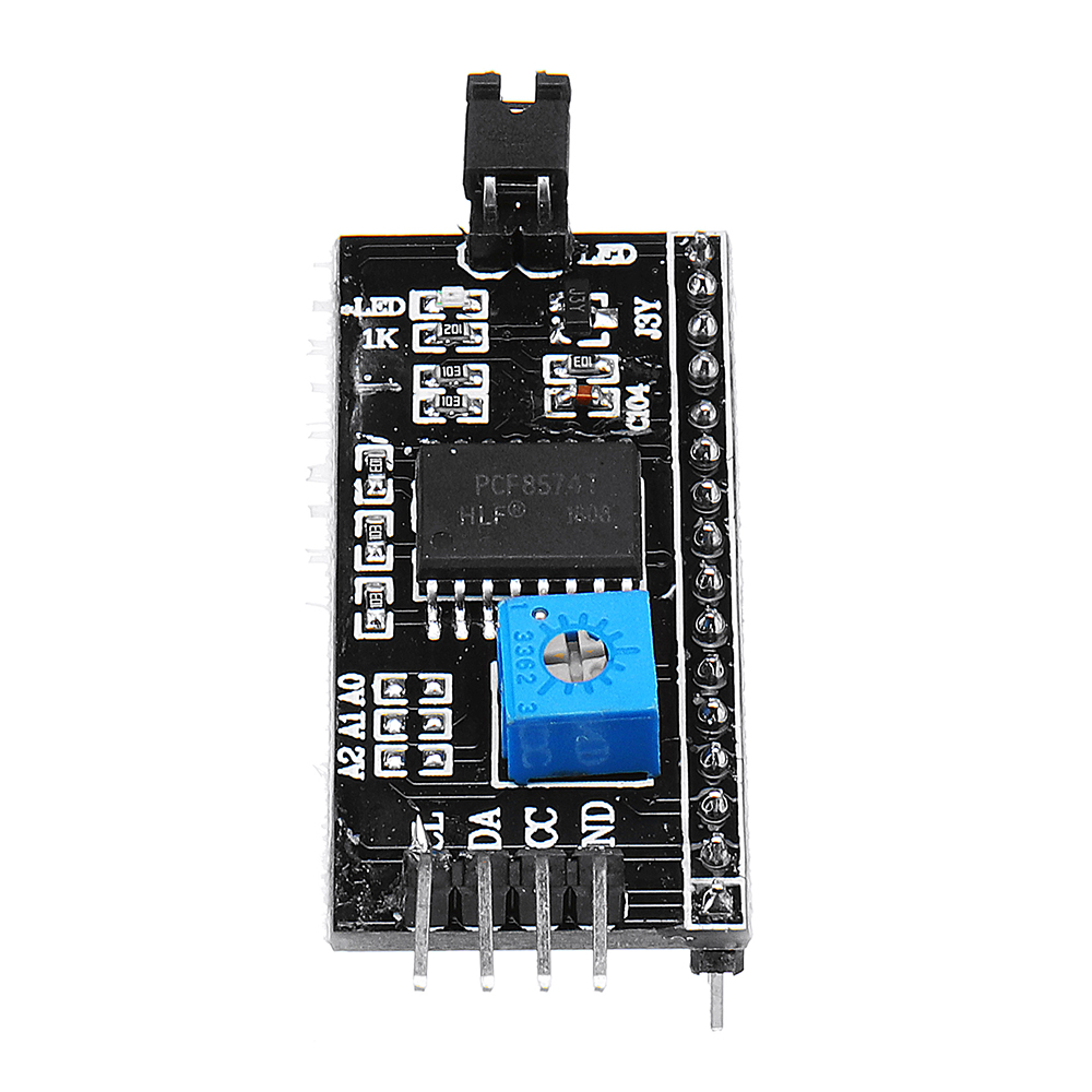 IIC I2C TWI SP Serial Interface Port Module 5V 1602LCD Adapter For Arduino