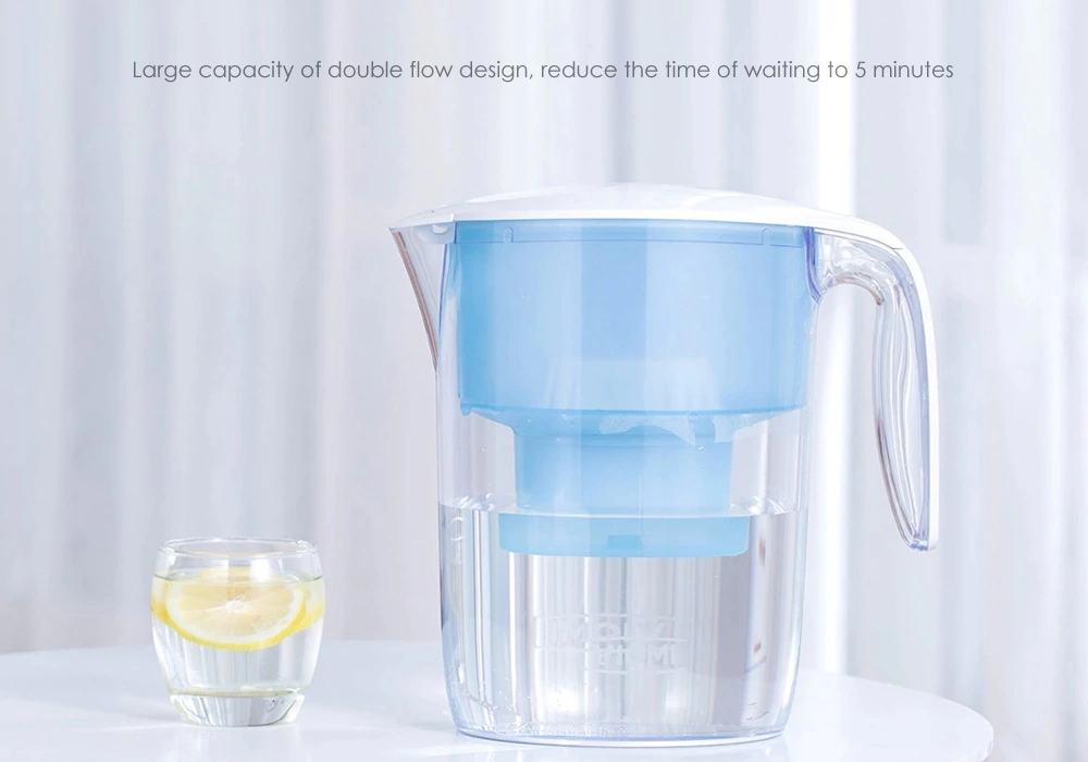 VIOMI From XIAOMI Youpin 7 Multipurpose Filters 3.5L Water Filter Pitcher Filtration Dispenser Cup Intelligent Filters Lifespan Display