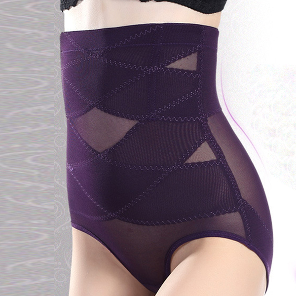 Soft Breathable High Waist Cross-criss Shapewear