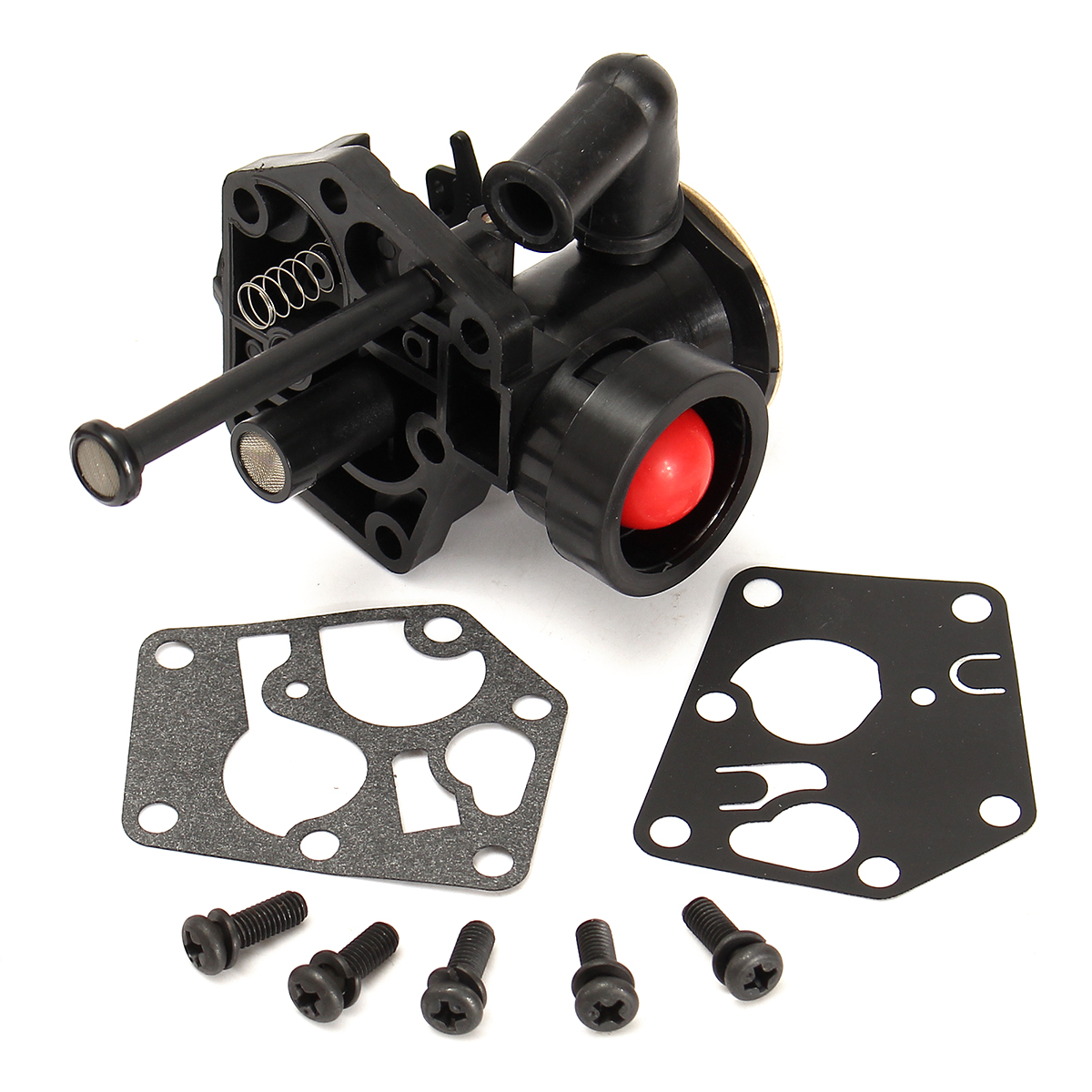 Carburetor with Gasket For Briggs Stratton Engine Lawnmower Primer 795475 790206