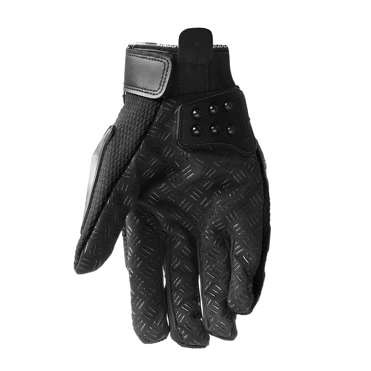 Alloy Steel Madbike Motorcycle Gloves Racing Motorbike Protective Gloves