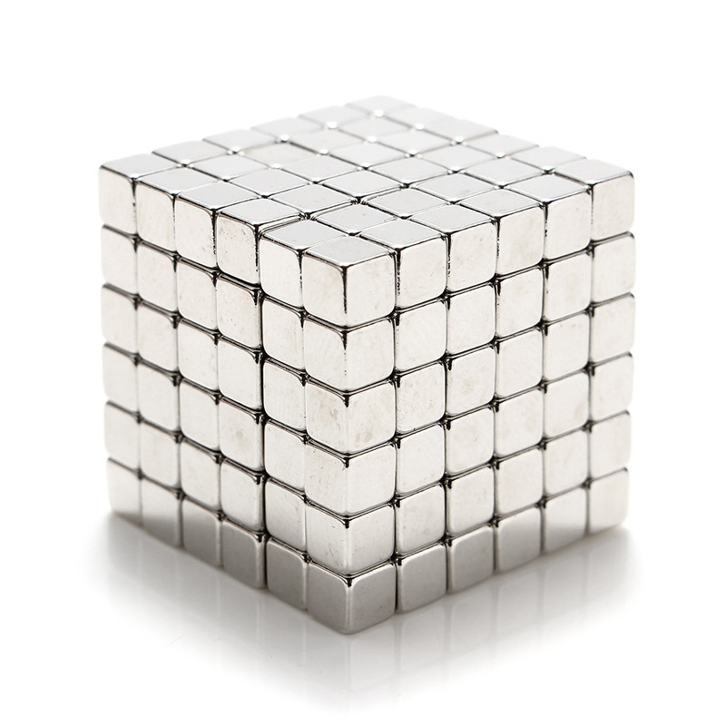 3mm 216pcs Magnet Balls Magic Square 3D Puzzle Ball Sphere Magnetic Child Toy