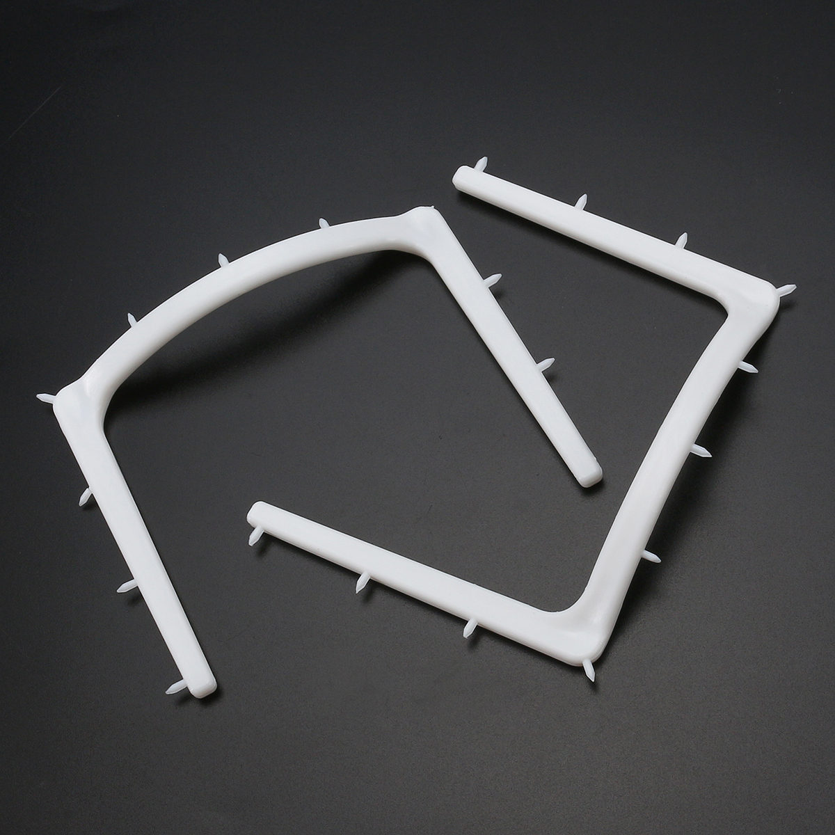 5Pcs Disposable Rubber Dam Holder Durable Teeth Support