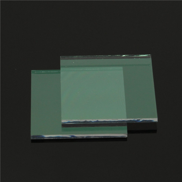 2Pcs Indium Tin Oxide Transparent Conductive Glass Slide 20x20x1.1mm