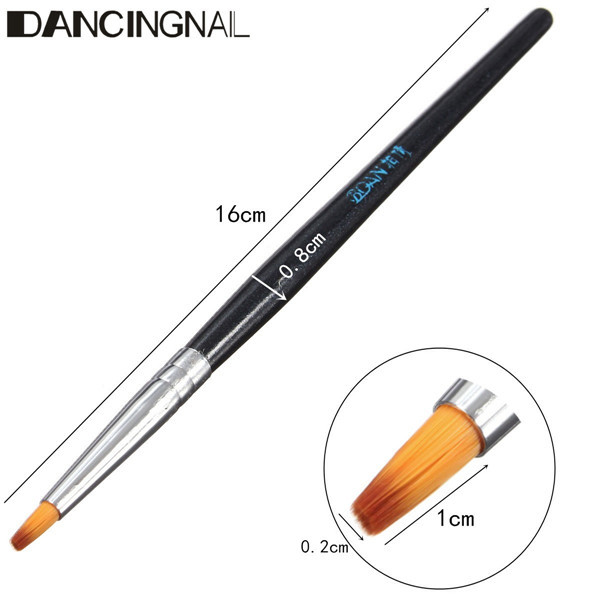 Nail Art Brush Nails Painting Pen Professional Manicure Brushes Tools