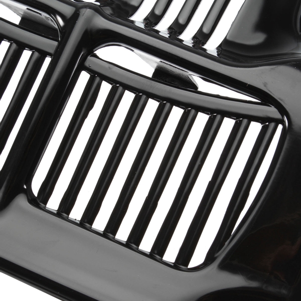Oil Cooler Cover Black For 2011-2015 Harley Touring Electra Road Street Glide