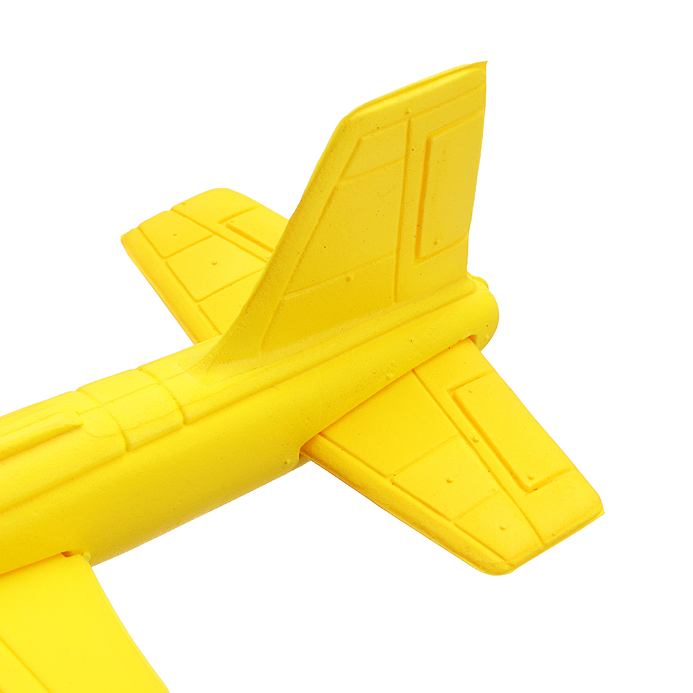 Softoys Hand Thrown Eva Foam Plane Toy Safe Toys For Children Outdoor Ruggedness Arcing Fighter