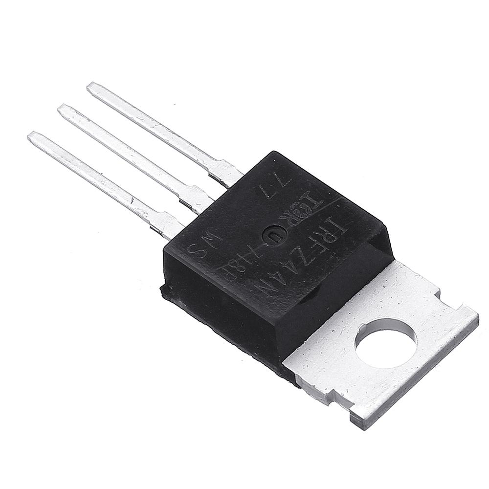 1Pcs IRFZ44N Transistor N-Channel International Rectifier Power Mosfet