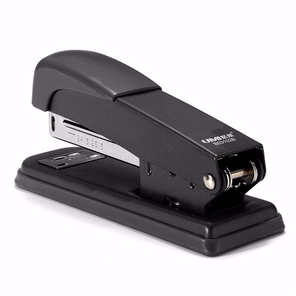 Metal Standard Full Strip Stapler Book Paper Stapling Machine for School Office Home