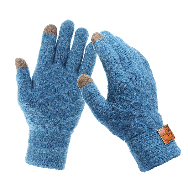 Men Winter Outdoor Sport Windproof Waterproof Gloves