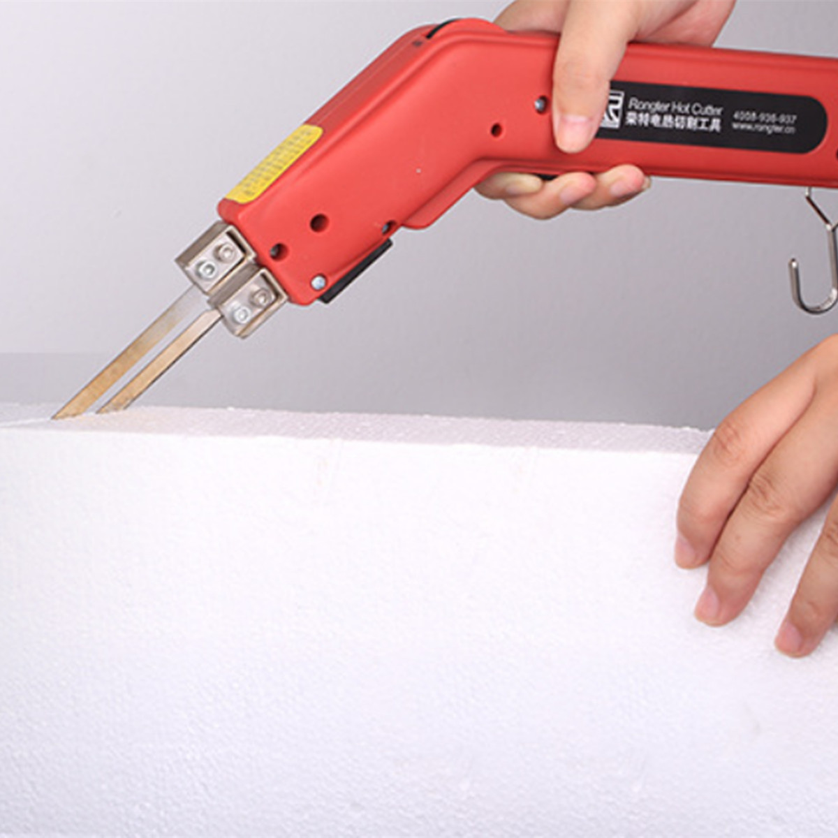 250W 220V Nordstrand Pro Electric Hot Knife Styrofoam Foam Cutter Tool with Blades Accessories