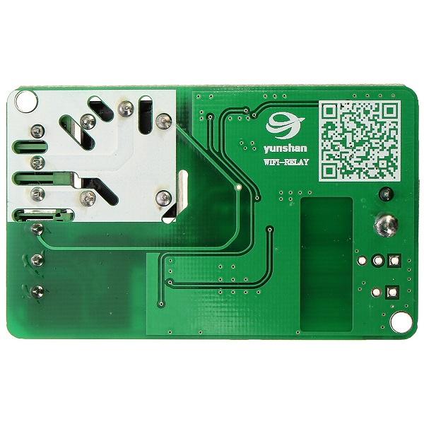 ESP8266 10A 220V Network Relay WIFI Module Input DC 7V~30V