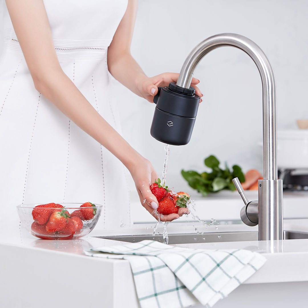 Yimu Smart Intelligent Monitoring Faucet Water Purifier Filter from Xiaomi Youpin