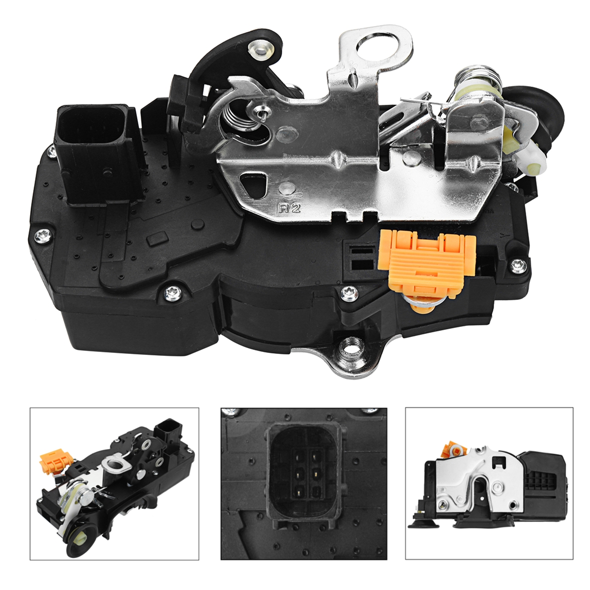 Rear Right Power Door Lock Actuator For Cadillac Escalade And For Chevrolet Suburban
