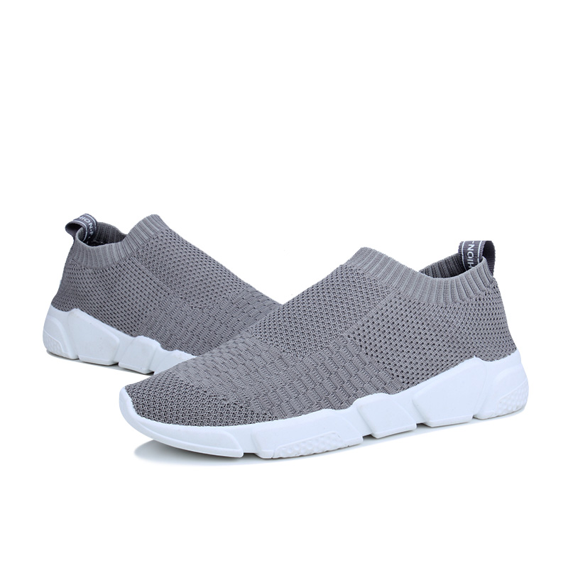 Men Shoes Sandals Water Summer Mesh Breathable Slip On Beach Sneakers