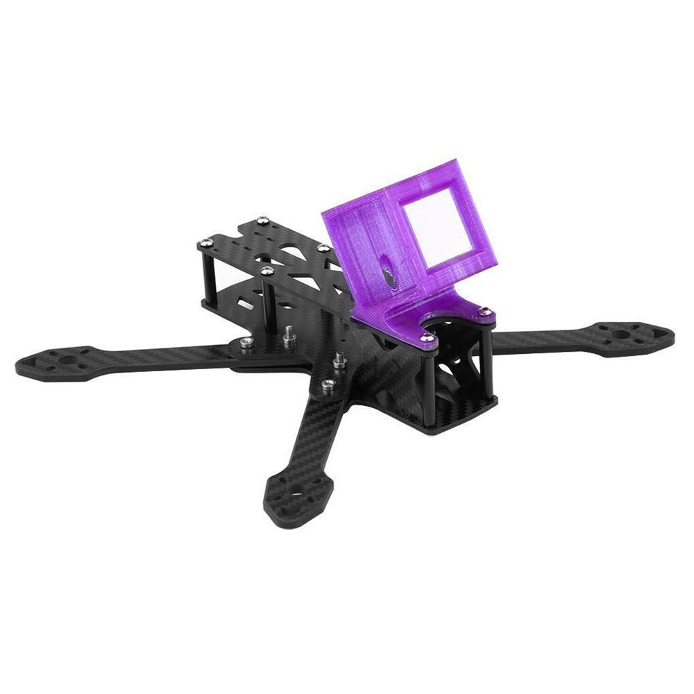 Union RC FX220 220mm 4mm Arm Thickness 5 Inch Carbon Fiber Frame Kit for RC Drone FPV Racing - Photo: 4