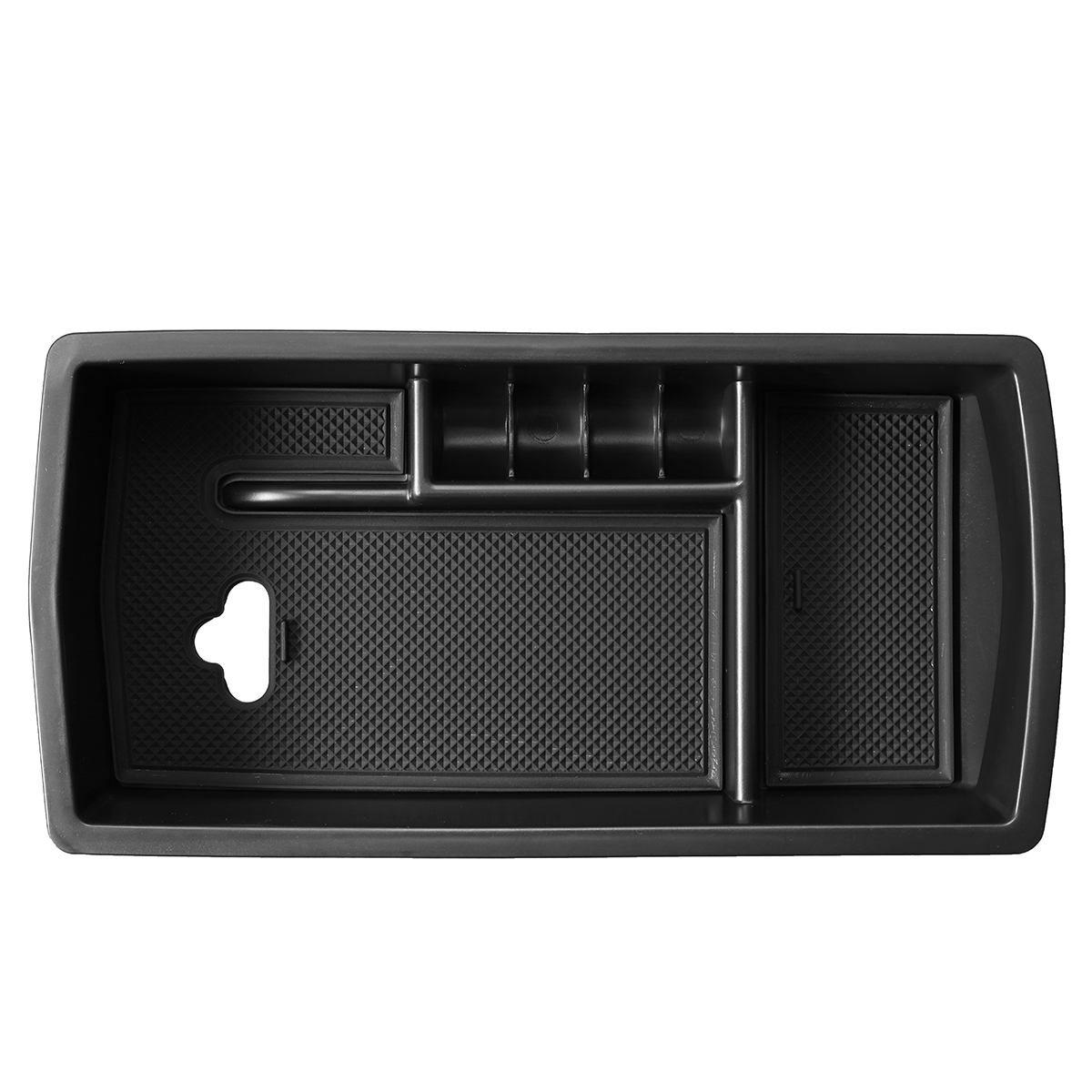 Car Armrest Storage Box for Peugeot 3008 2017 Center Console Glove Tray