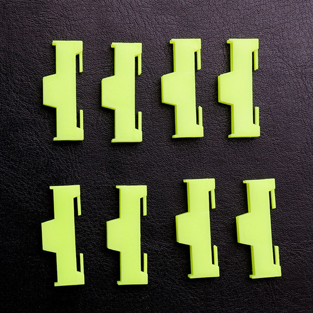 10pcs Servo Extension Safety Clip Cable Buckle Fastener Jointer for RC Model - Photo: 4