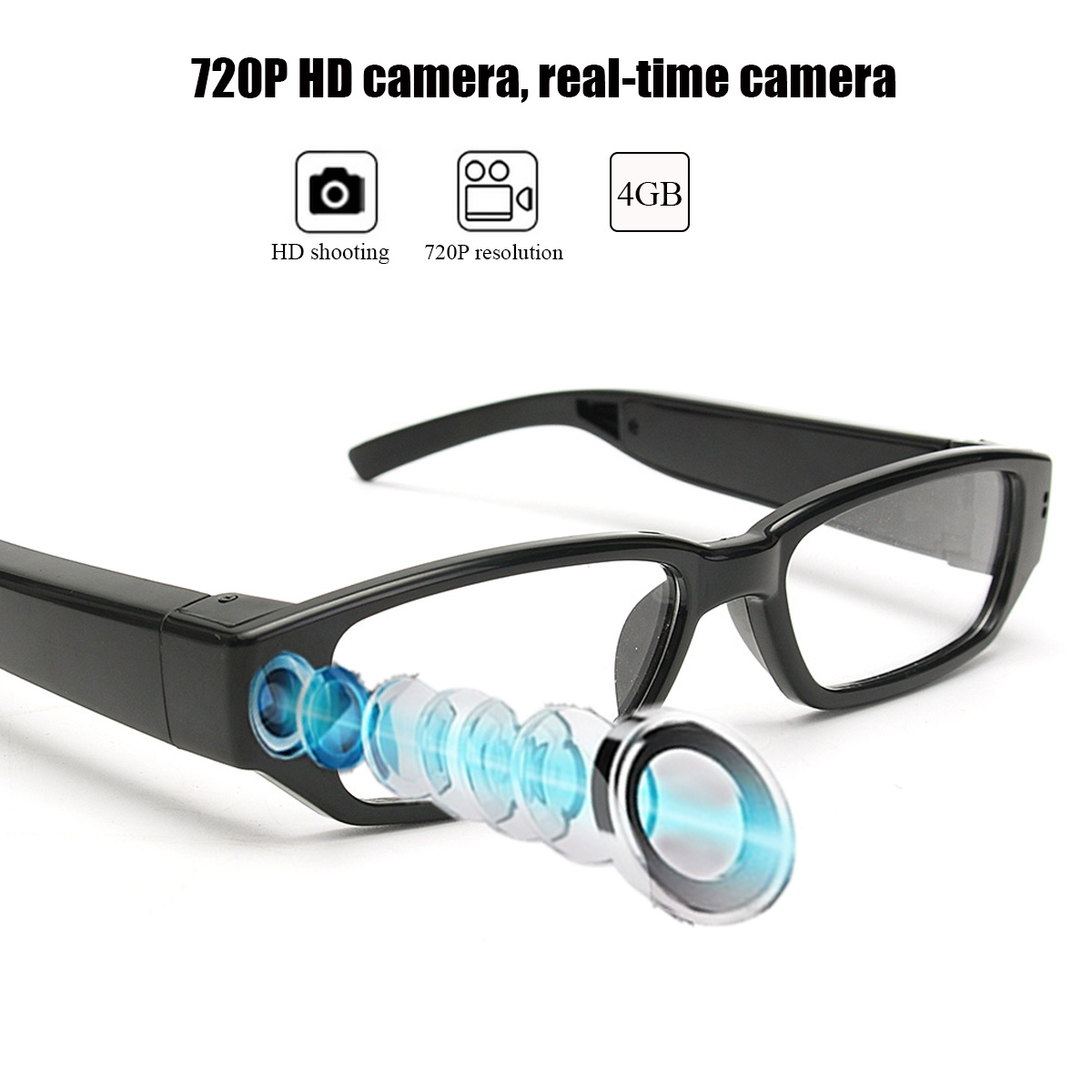 Kameralı gözlükler - ne oldu