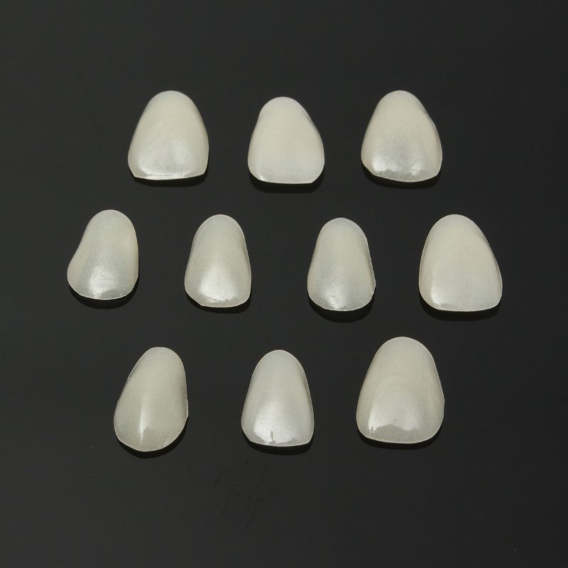 3 Packs A2 Resin Ultra Thin Whitening Veneers Teeth Dental Temporary Crown Material