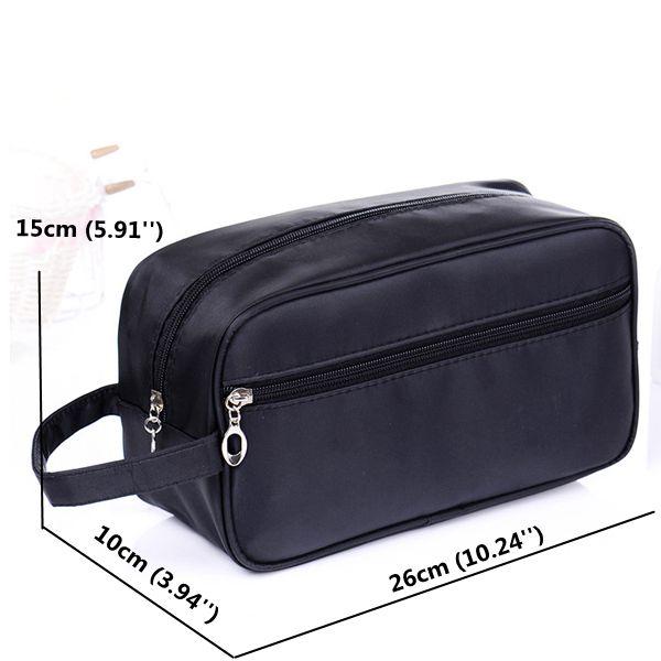 Waterproof Nylon Travel Storage Bag Cosmetic Bag Wash Bag For Women Men