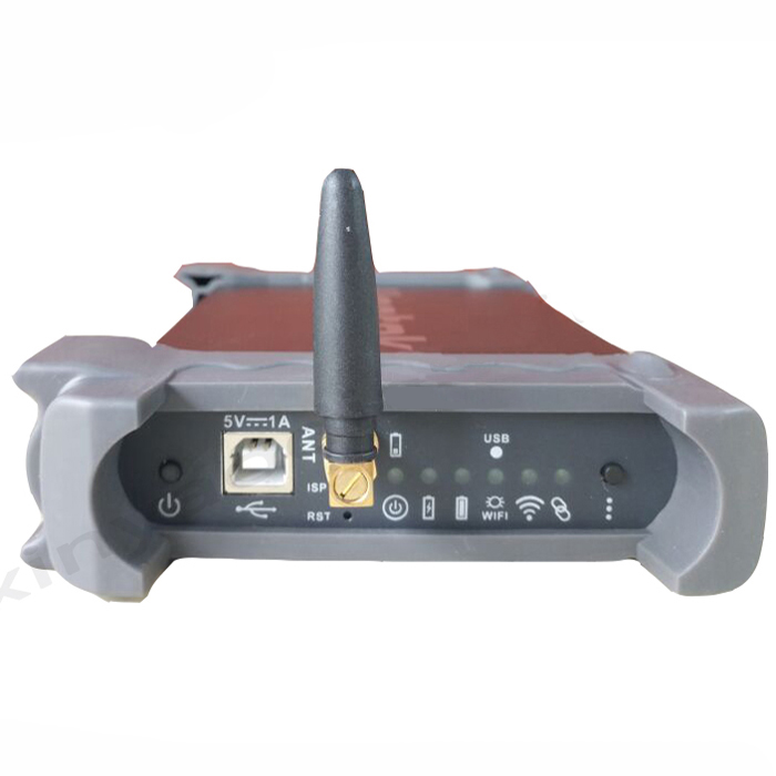 Hantek IDS1070A WIFI USB 70MHz 2Channels 250MSa/s Storage Oscilloscope Suitable for iOS Andrioid PC System