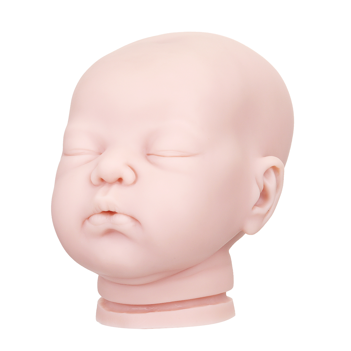 Vinyl Silicone DIY Reborn Baby Doll Accessories Lifelike Toddler Gifts No Body