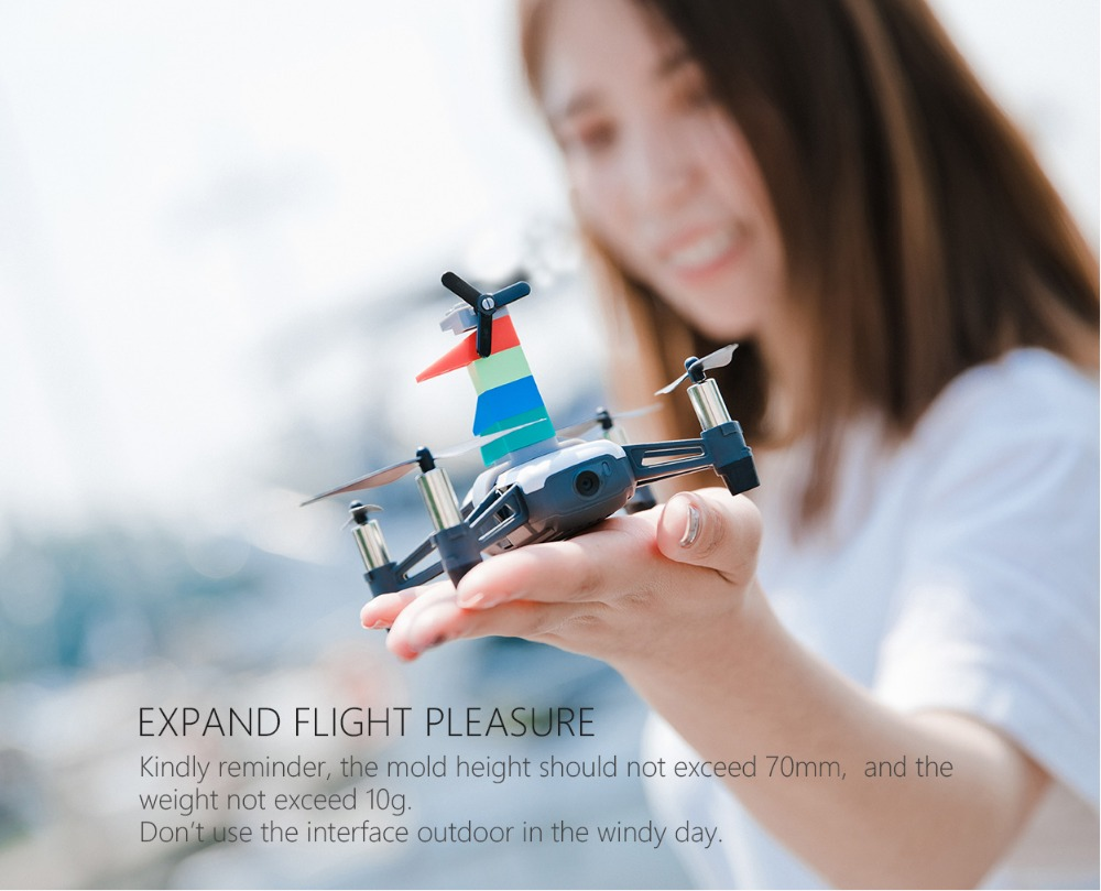 PGYTECH Scalability Universal Adapter Interface for LEGO Toys DJI RYZE TELLO RC Quadcopter