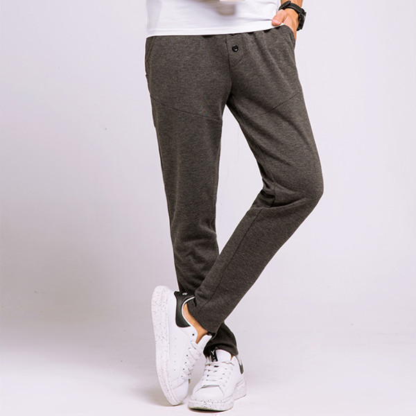 Mens Casual Workout Fitness Sweatpants Fashion Running Loose Joggers Pants
