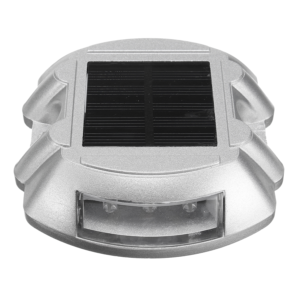 0.35W Waterproof 6 LED Solar Power Garden Road Dock Yard Pathway Stair Light