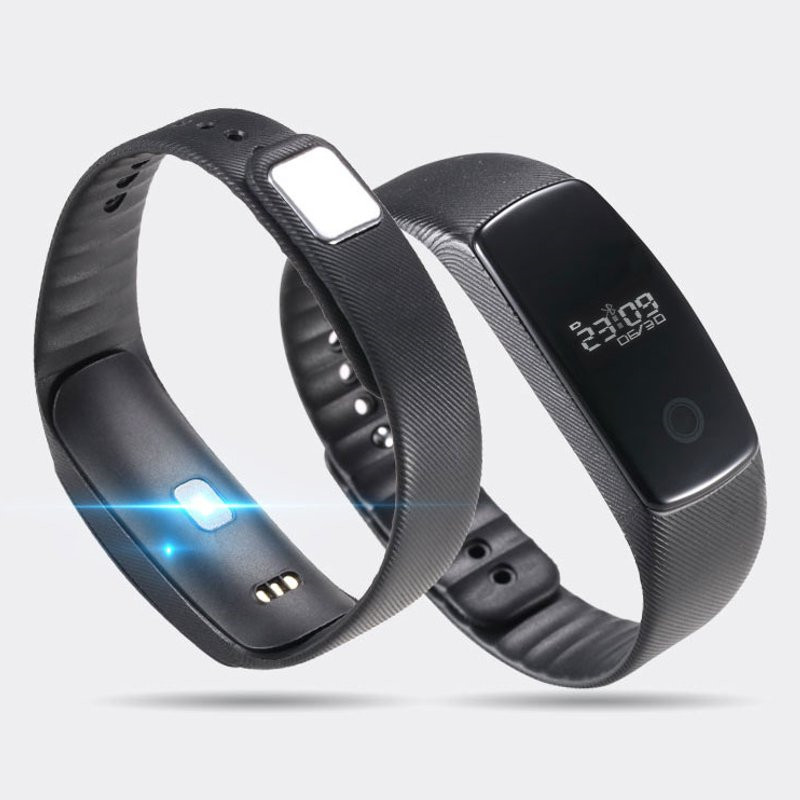 Smart Watch Heart Rate Health Monitor Step Counter Distance Measurement Bracelet for iPhone Android