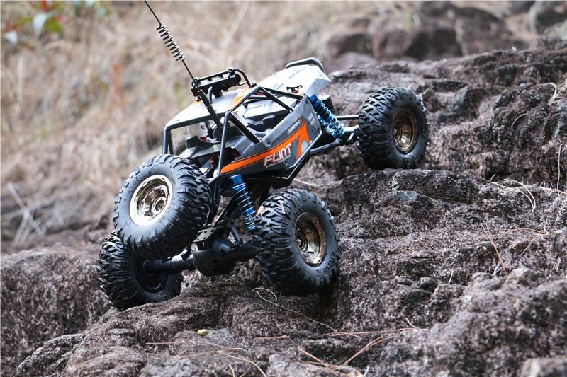 BG1515 1/12 2.4GHz 4WD Remote Control Climbing RTR Pathfinder RC Car