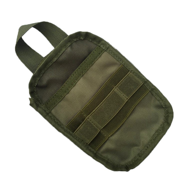 Men Military Molle EDC Pouch Mesh Tools Accessory Pouch Tactical Waist Bag