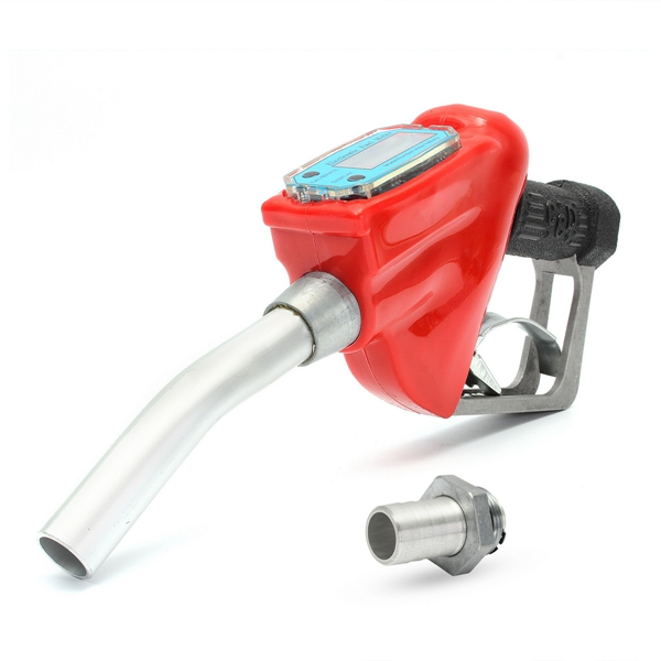 Gasoline Diesel Oil Digital Delivery Tool Petrol Electronic Fuel Meter Tool