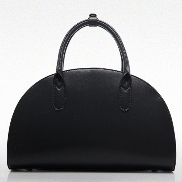Women National Style Semicircle Handbag Shoulder Bag Crossbo