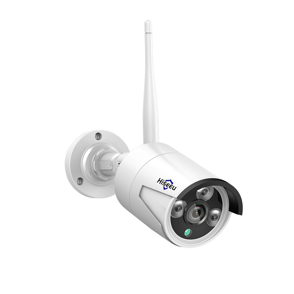 Hiseeu 1080P Wireless IP Camera for Hiseeu WiFi CCTV Surveillance Camera System Kits
