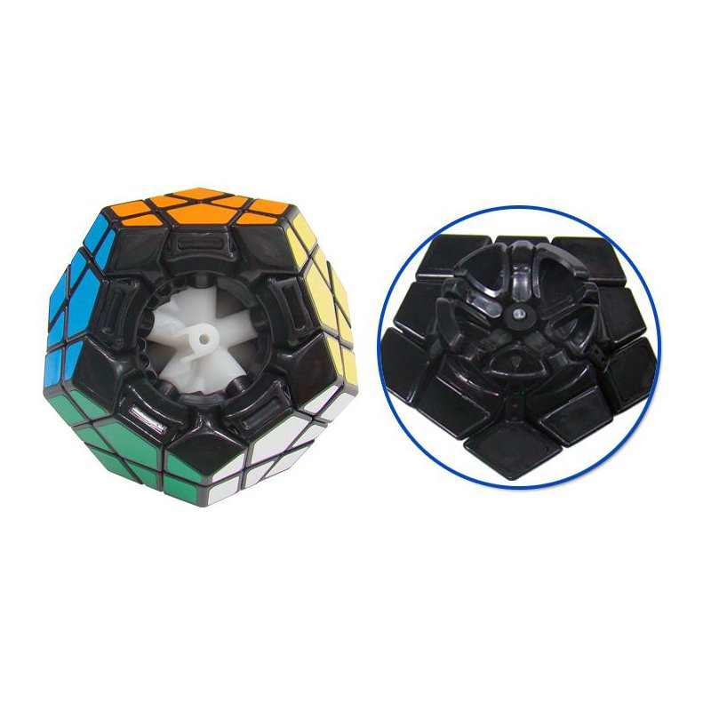 Pentagram Magic Puzzle Cube Game Educational Toy